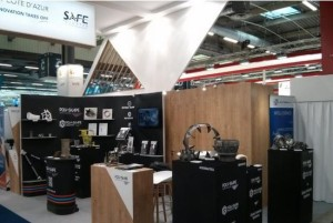 Stand Poly-shape-Bourget 2017